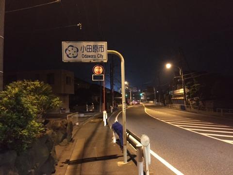 箱根:徹夜で60km走ってみるの巻