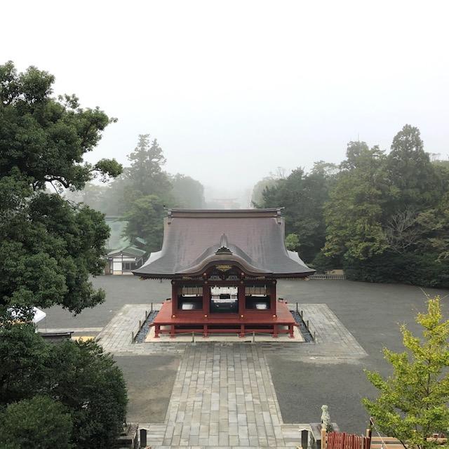 朝霧の鎌倉を見たい!|霧が発生する仕組みとは?
