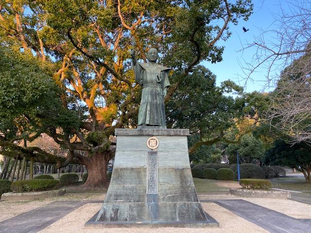 徳島城 城山に築いた蜂須賀氏の拠点