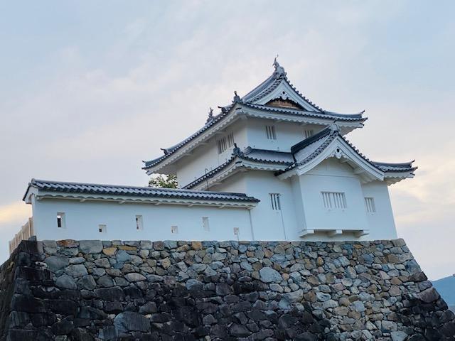 甲府城|武田氏滅亡後に場所を変えて築城
