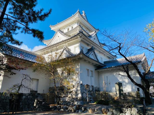 大垣城|関ヶ原の戦いにおける西軍拠点の城